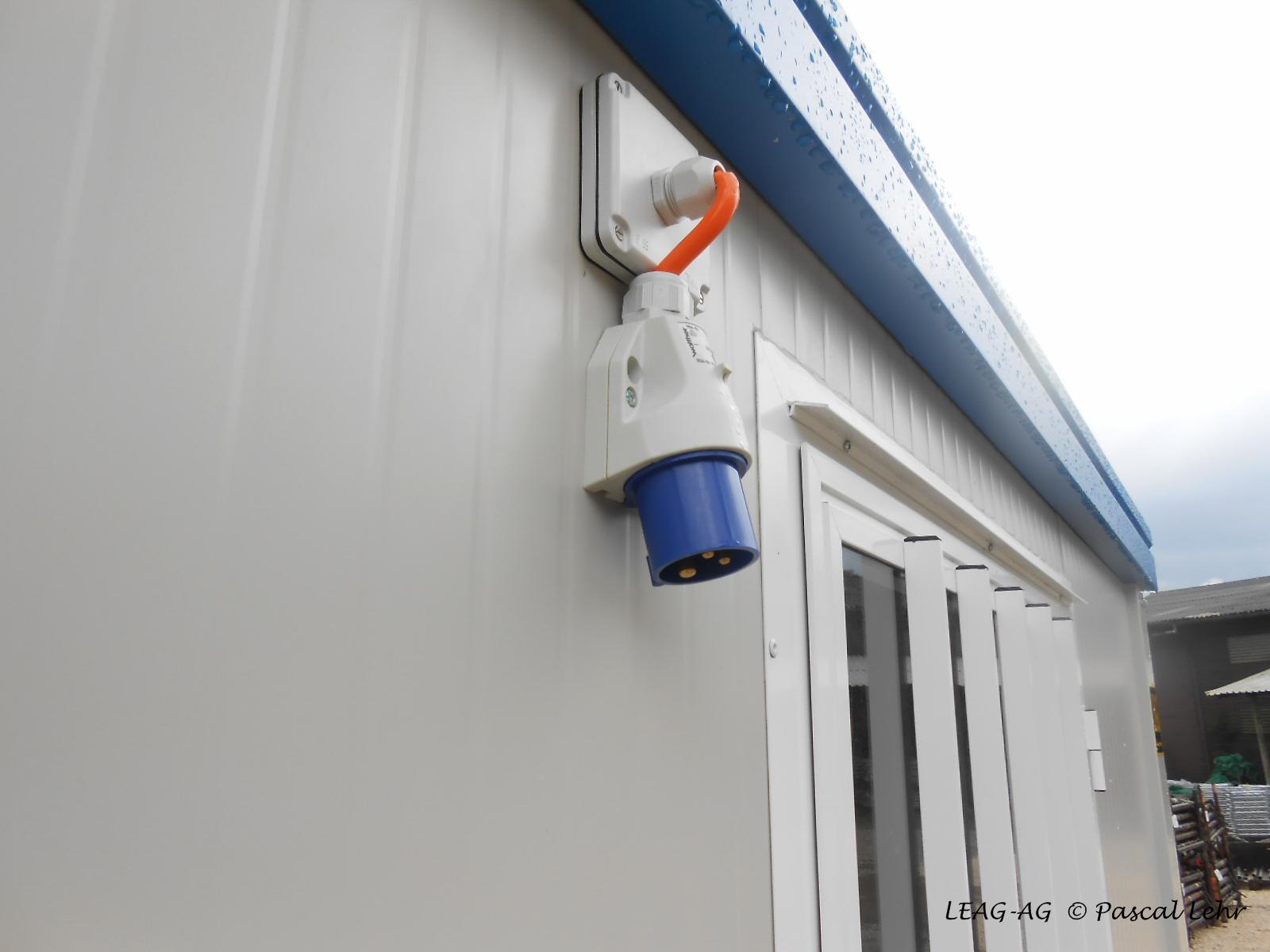 Leag Baumaterial Container Macon Edil Euganea Containex